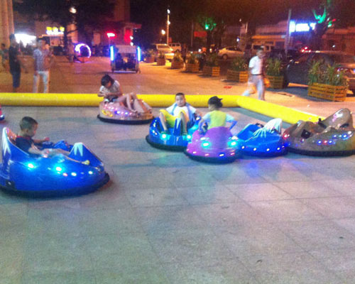 Beston cheap battery electric bumper cars for sale