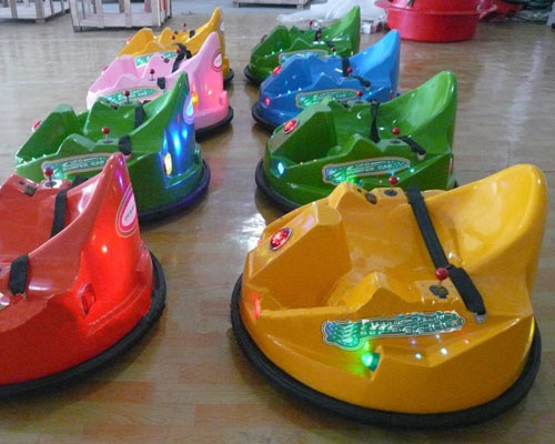 Cheap high-quality indoor bumper cars for sale