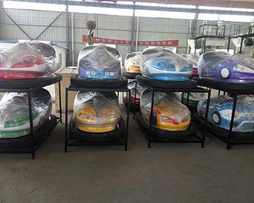 top electric net bumper car manufacturer