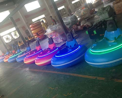 PVC inflatable bumper cars for sale