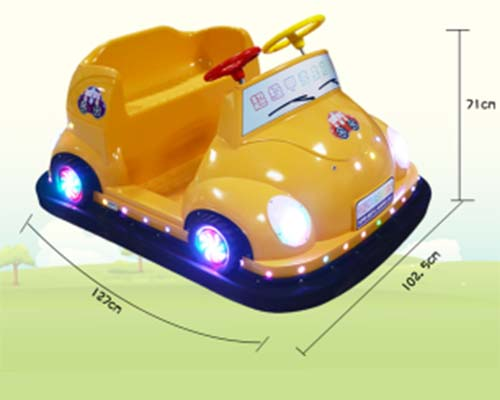 kiddie bumper car dodgem sales