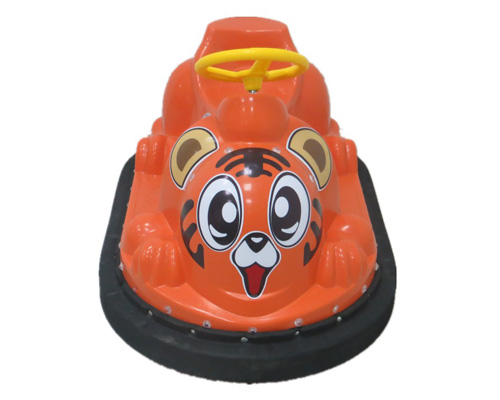 Amusement park kiddie electric bumper cars for sale