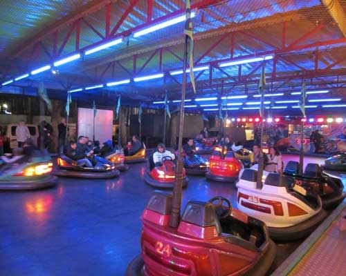 How Much Do Bumper Cars Weigh