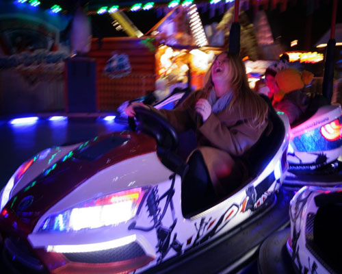 Pictures of Bumper Cars