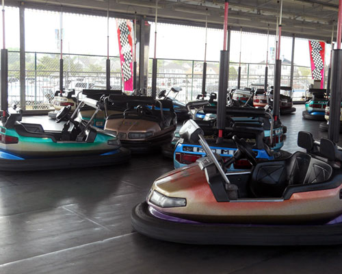 amusement park cars for sale