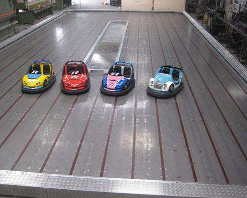 electric bumper cars for sale cheap in China
