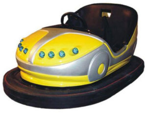 Electric dodgem car for sale