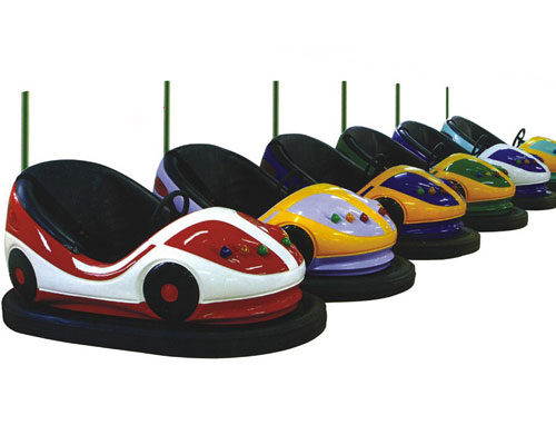Beston old bumper cars for sale