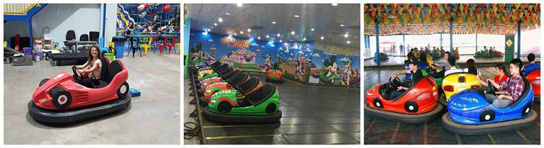 Indoor Dodgem bumper cars! ADVANCED!