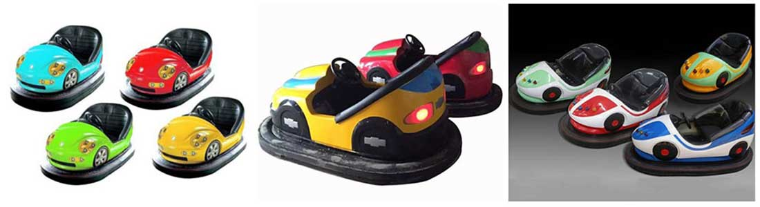 Electric bumper cars! CHEAP!