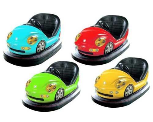 customized electric net bumper car