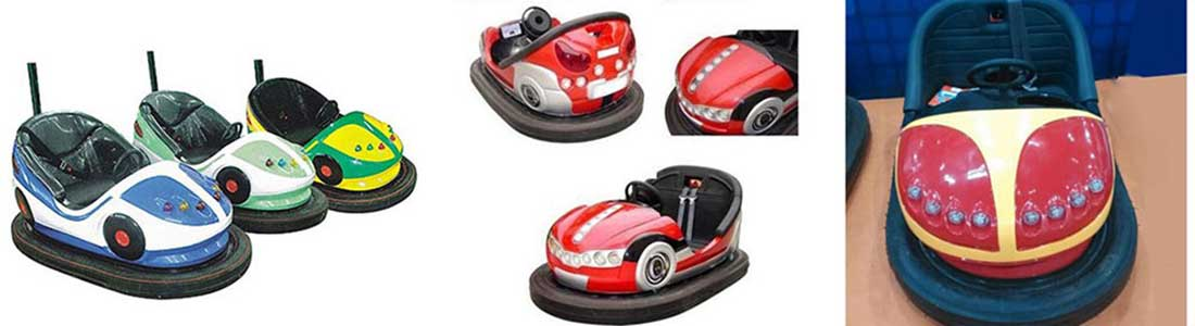 Kiddie bumper cars! CUTE!