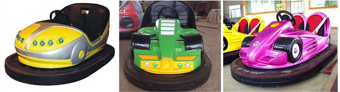Battery Operated bumper cars! NEW!