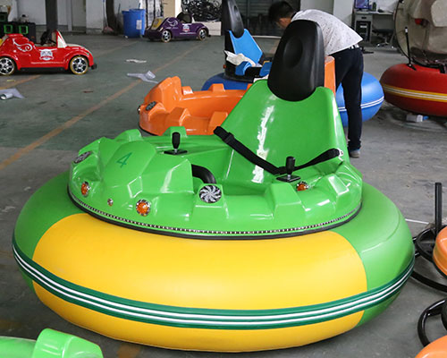 buy battery operated inflatable ufo bumper car