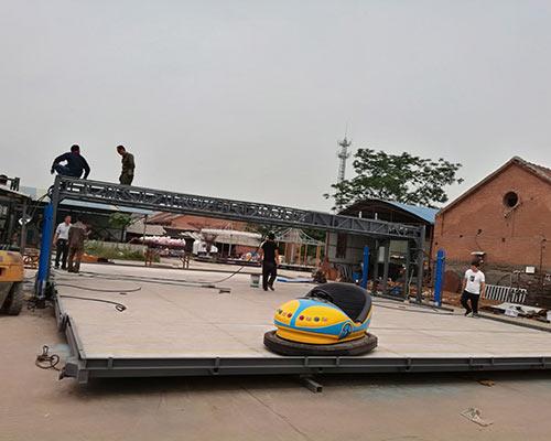 popular portable fairground bumper car rides in Beston