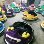 Laser Tag Bumper Cars for Sale