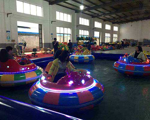get the best price of laser bumper car fairground rides