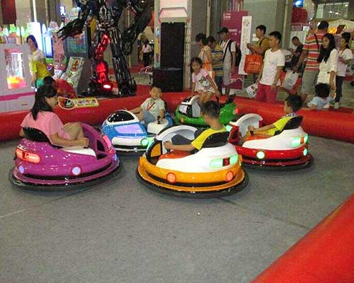 hot sale laser tag amusement park bumper cars