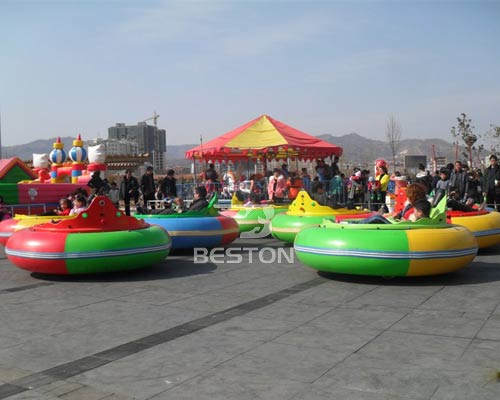 inflatable bumper car remote control