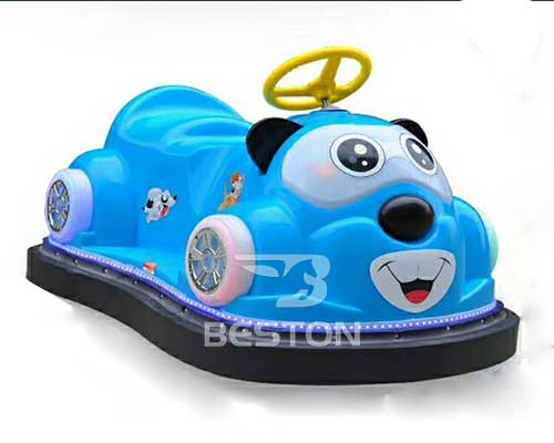 children's bumper cars of battery operated