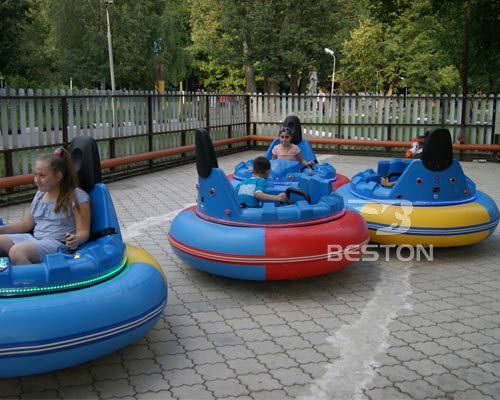inflatable buying bumper cars with remote control