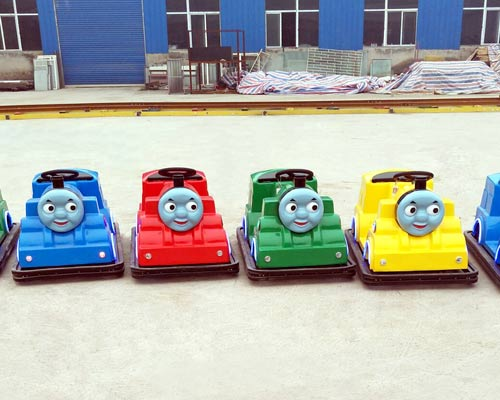 Thomas battery powered bumper car