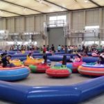 Build Inflatable Bumper Car Business