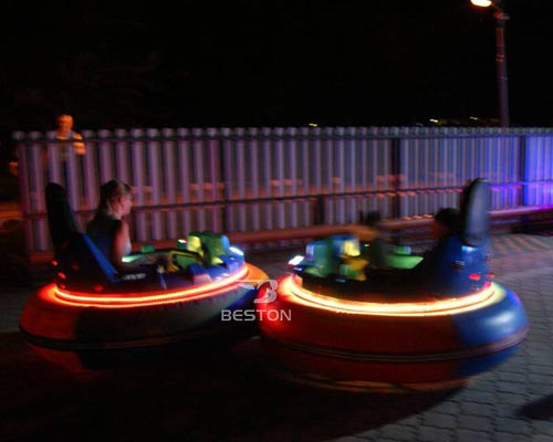 battery powered inflatable bumper cars prices