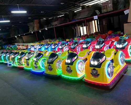 playground bumper car manufacturers