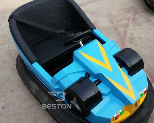 theme park bumper cars manufacturer