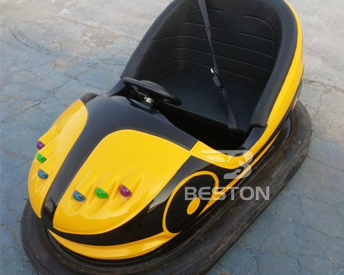 carnival rides bumper cars
