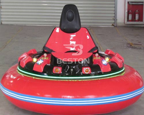 inflatable battery rubber bumper car manufacturer