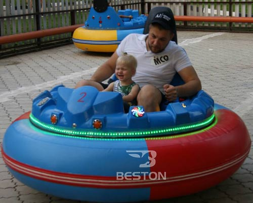 buy battery powered bumper cars in Beston