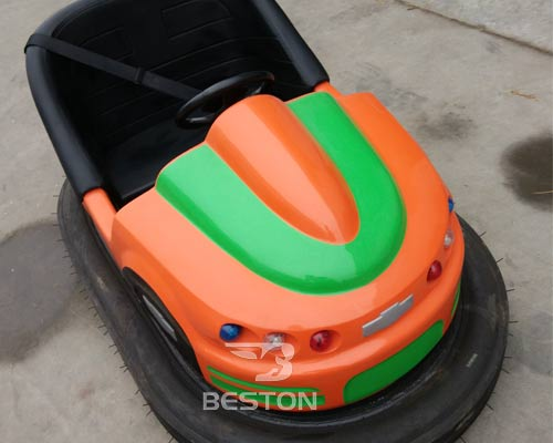 picture of a bumper car