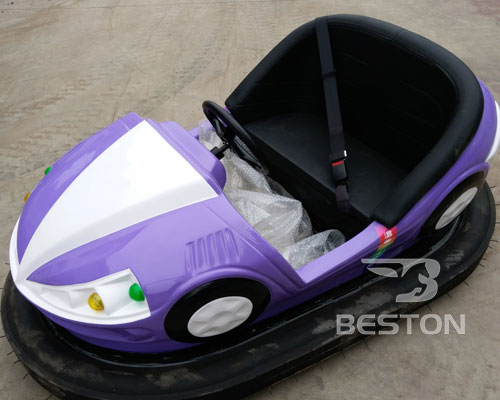 battery operated bumper car carnival ride
