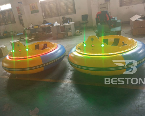 ufo inflatable bumper cars manufacturer