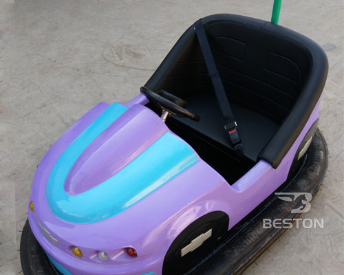 best selling electric bumper car rides in Beston - top bumper car supplier