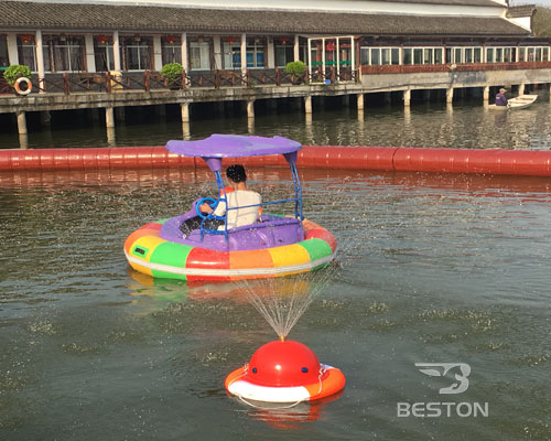 Laser Mine Bumper Boats in professional manufacturer