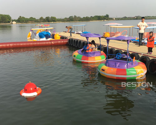 Laser Mine Water Bumper Cars Price Lists