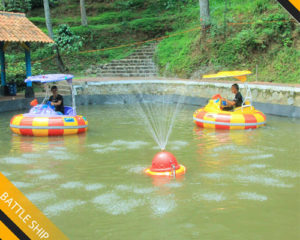 water bumper cars manufacturer