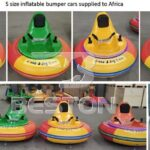 S-size Inflatable Bumper Cars for Sale in South Africa